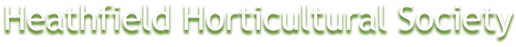 Heathfield Horticultural Society